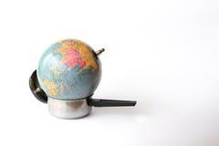 Conceptual representation of global warming Royalty Free Stock Image