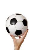 Conceptual soccer Stock Photos