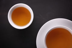 Conceptual tea composition Royalty Free Stock Photography