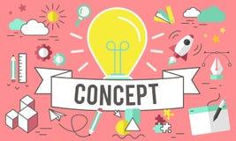 Conceptualize Ideas Creative Inspire Imagination Concept Royalty Free Stock Photo