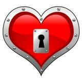 Conceptueel hart royalty-vrije illustratie