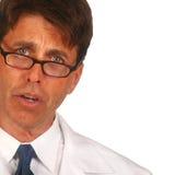concerned доктор Стоковое Изображение RF