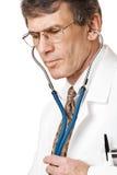 concerned доктор Стоковая Фотография