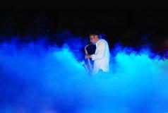 Concert 01 de Parov Stelar Images libres de droits