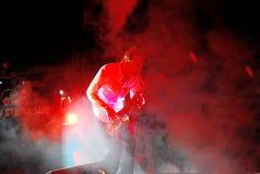 Concert 04 de Parov Stelar Image libre de droits
