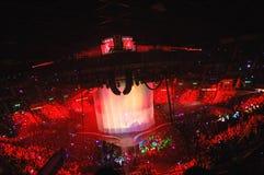 Concert 08 de Kelly Chen Image stock