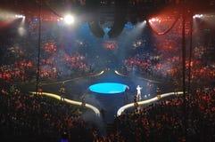 Concert 08 de Kelly Chen photographie stock libre de droits