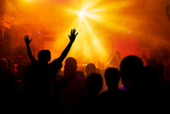 Free Concert Royalty Free Stock Images - 14673189
