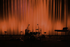 Before the Concert Royalty Free Stock Photos