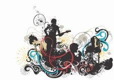 Concert stock illustration