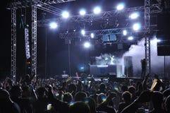 concert Photo stock