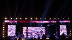 concert video estoque