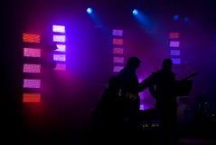 Concert image stock