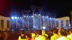 concert Fotos de Stock Royalty Free