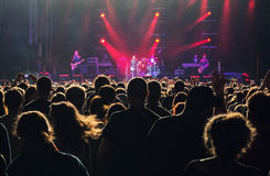 Concert audience Stock Photography