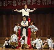 Concert of Austrian St,Florian Boy's Choir Royalty Free Stock Photos