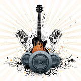 concert background Stock Photography