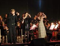 Concert in Cesky Krumlov Stock Images