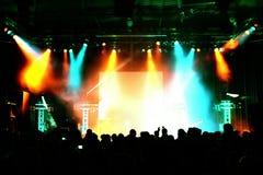 Concert Crowd Stock Photos