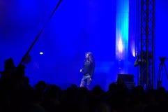 Concert d'Antonia Image libre de droits