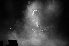 Concert de dente Image stock