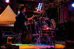 Concert de festival de jour 19 mai de la jeunesse et de sports Photo stock