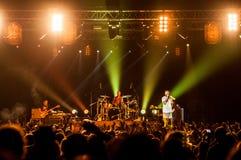Concert de Matisyahu Photo libre de droits