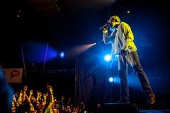 Concert de Matisyahu Photo stock