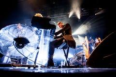Concert de maux Image libre de droits