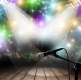 Concert de musique Image stock