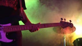 Concert de musique pop. banque de vidéos