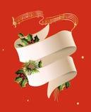 Concert de Noël Photo stock