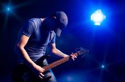 Concert de rock photographie stock libre de droits