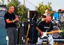 Concert de rock - Buty Images stock