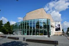 Concert et congrès Hall à Bamberg, Allemagne Images libres de droits