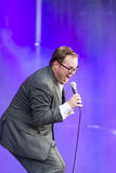 Concert festival music Group St Paul and The Broken Bones Royalty Free Stock Image