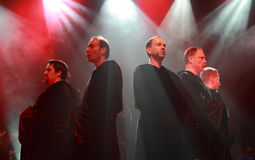 Concert Gregorian Stock Photography