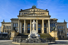 Concert hall berlin. Concert hall (konzerthaus) in berlin, germany Stock Photography