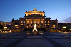 The Concert Hall in Berlin royalty free stock images