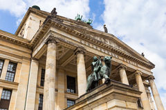 Concert hall in Berlin Royalty Free Stock Images