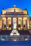 The Concert hall in Berlin Stock Photography
