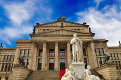 Concert hall in Berlin Royalty Free Stock Photos