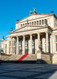 The concert hall in Berlin, Germany Royalty Free Stock Images