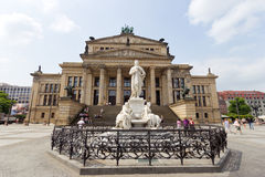 Concert Hall - Berlin Stock Images