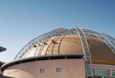 Concert hall building roof Stock Photography