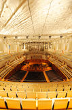Concert hall of China National Grand Theater Royalty Free Stock Photo