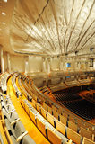 Concert hall of China National Grand Theater Stock Photos