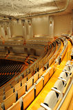Concert hall of China National Grand Theater. The National Centre for the Performing Arts (NCPA) (simplified Chinese: 国家大剧院;  literally: National Grand Royalty Free Stock Images