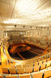 Concert hall of China National Grand Theater Royalty Free Stock Photos