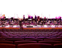 Concert Hall Royalty Free Stock Image